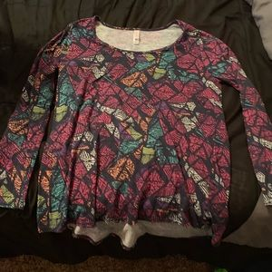 Lularoe Large Shirt